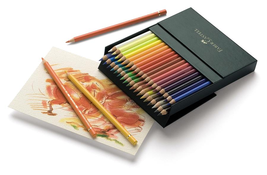 Creioane colorate Faber-Castell