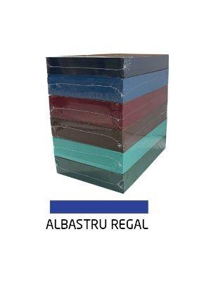Carton albastru regal 160 gr/mp