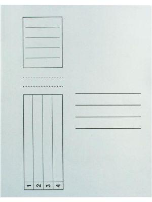 Dosar din carton cu sina, 230g/mp