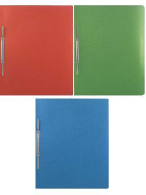 Dosar sina din carton color, 225 g/mp