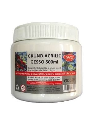 Grund acrilic Gesso Daco
