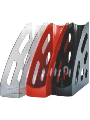 Suport vertical pentru documente, din plastic, Flaro