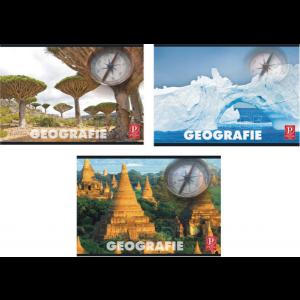 Caiet de geografie, 24 file, Pigna