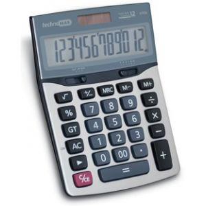 Calculator de birou, 12 digits, Mas 6906